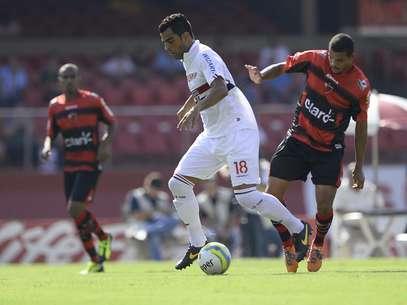 Maicon deve deixar São Paulo para jogar no Bologna Foto: Ricardo Matsukawa / Terra