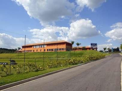 O centro de treinamento do Desportivo Brasil, em Porto Feliz, receberá a preparação de Honduras para a Copa Foto: Divulgação