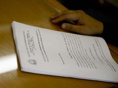 Se ação for aceita, CBF terá que pagar R$ 500 mil de multa por descumprimento  Foto: Ricardo Matsukawa / Terra