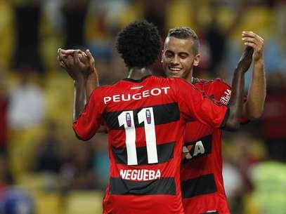 Flamengo divide a liderança do Carioca com o Fluminense Foto: Wagner Meier/Agif / Gazeta Press