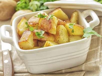 Ricas em potássio, as batatas ajudam adiminuir a pressão do sangue Foto: Getty Images