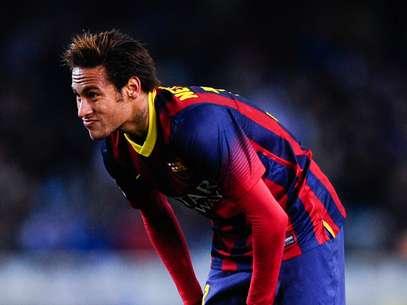 Jogador se encontra atualmente solteiro após terminar com Marquezine Foto: Getty Images