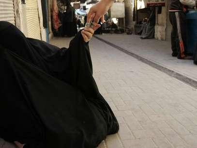 Fortuna da mulher, que inclui joias e diversos imóveis, está agora nas mãos das autoridades Foto: Getty Images