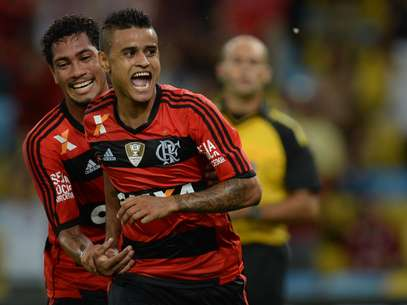 Flamengo conseguiu resultado importante rumo à final do Carioca Foto: Mauro Pimentel / Terra
