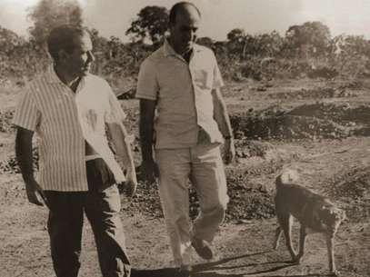 Homem de confiança de Getúlio Vargas, Fittipaldi se tornou amigo de Jango Foto: Reprodução