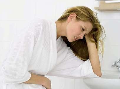 Os sintomas mais comuns de reação alérgica a alimentos são diarreia e cólica Foto: Getty Images