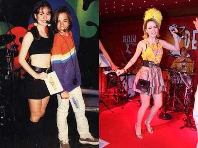 Na mídia desde o início da década de 90 a cantora Sandy mudou seu estilo diversas vezes, mas sempre manteve um pé no romantismo Foto: Reprodução/SandyBr/Vera Donato/Divulgação