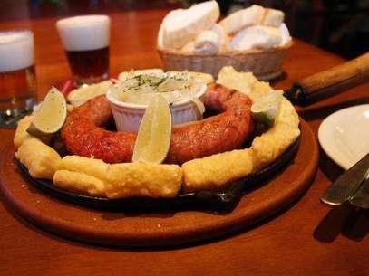 O conceito do evento é oferecer diferentes opções de porção, acompanhados de uma bebida, pelo preço único de R$ 25  Foto: Divulgação