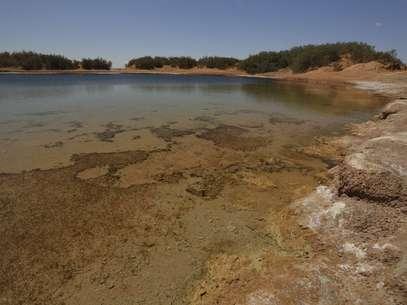 Ghadames, na Líbia já registrou temperaturas de 55°C Foto: Getty Images