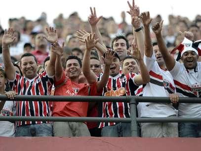 São Paulo decide título da Sul-Americana contra Tigre, da Argentina Foto: Marcelo Pereira / Terra