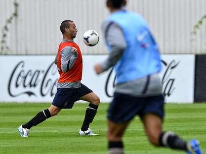 Guilherme pediu para o técnico Tite para acompanhar Corinthians no Mundial Foto: Fernando Borges / Terra