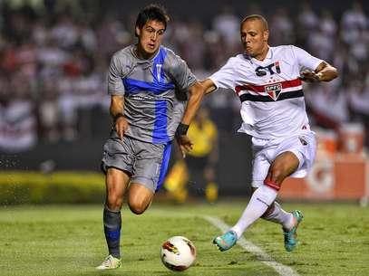 DC United teria interesse em Luís Fabiano para a próxima temporada da MLS Foto: Fernando Borges / Terra