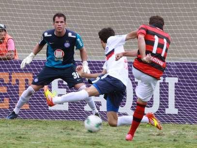 Lomba avisou que não tem a intenção de trocar o Bahia pelo Vasco Foto: Carlos Costa / Futura Press