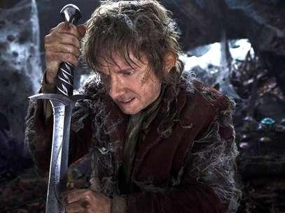 'O Hobbit' fechou a última semana do ano com bilheteria de US$ 32,9 milhões nos Estados Unidos Foto: Reprodução