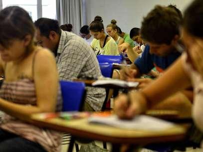 O calendário unificado é definido para que os estudantes possam participar de várias seleções Foto: Fernando Borges / Terra