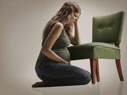 A ausência de sintomas - ou a não-percepção deles - é o que leva algumas mulheres a descobrirem a gravidez tardiamente, às vezes, já em trabalho de parto Foto: Getty Images