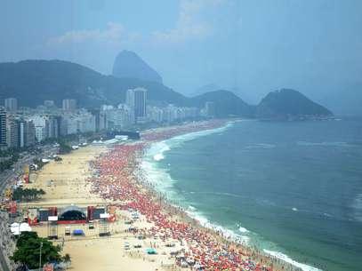 O Brasil é atualmente o 5º principal mercado de cruzeiros no Mundo e apresenta possibilidades de crescimento. Rio de Janeiro é o principal destino Foto: Alexandre Macieira/Riotur/Divulgação
