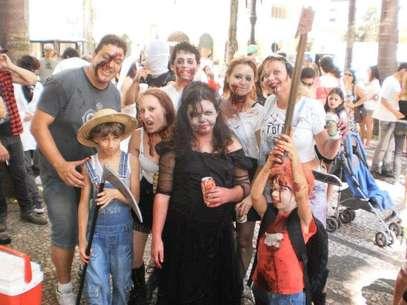 Festival terá parada de zumbies e mais de 30 shows Foto: Divulgação