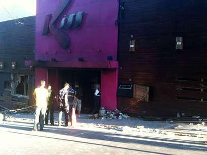 Mais de 230 pessoas morreram no incêndio que atingiu a casa noturna em Santa Maria Foto: Daniel Favero / Terra