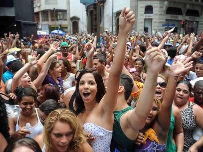 Viaturas cuidarão da segurança nos famosos blocos cariocas Foto: Daniel Ramalho / Terra