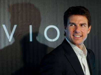 Tom Cruise retirou processo contra uma empresa de mídia Foto: Mauro Pimentel / Terra