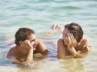 De acordo com especialistas, os resortes nudistas são de um modo geral destinados a casais Foto: Getty Images