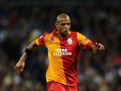 Felipe Melo atualmente defende o Galatasaray, da Turquia Foto: Getty Images