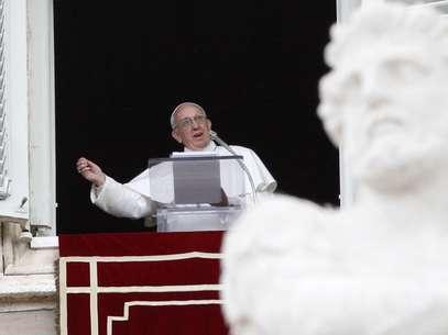 Papa Francisco chega ao País no mês de julho Foto: AP