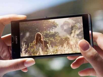 Xperia SP utiliza a tecnologia 4G Foto: Divulgação