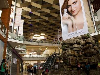 O Multiplaza Pacific Mall é o shopping mais moderno e sofisticado da capital panamenha Foto: Oliver/Creative Commons