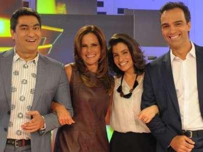 Apresentadores anunciam mudanças no 'Fantástico' Foto: TV Globo / Divulgação