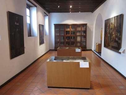 Convento iniciou suas atividades em 1688, e hoje abriga o Museu de Arte Religiosa de Santa Mônica, em Puebla Foto: Raul Pacheco-Vega/Creative Commons