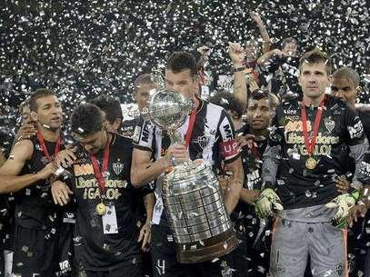 Campeão em 2013, Atlético-MG é um dos favoritos ao título na Libertadores deste ano Foto: Terra