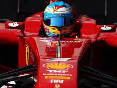 Fernando Alonso podría irse a Red Bull. Foto: Getty Images