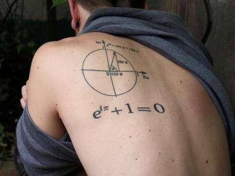 La Identidad de Euler.