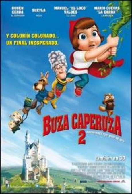Buza Caperuza 2
