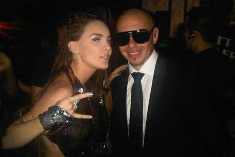 """<p>Belinda y Pitbull interpretaronel tema 'Egoista' y repitenla fórmula del éxito en sunueva creación """"I Love You, Te Quiero"""".</p>"""