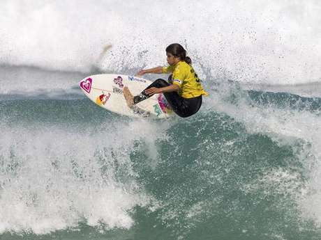 El Campeonato Mundial de Surf femenino se lleva a cabo en Piura