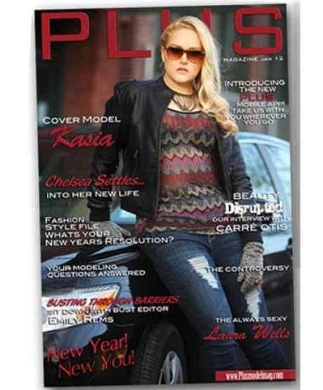 Foto: PLUS Model Magazine