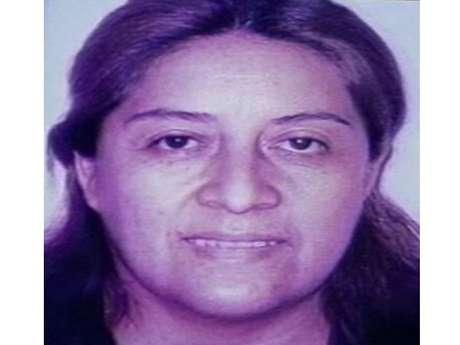 La mujer fue hallada con 16 puñaladas.