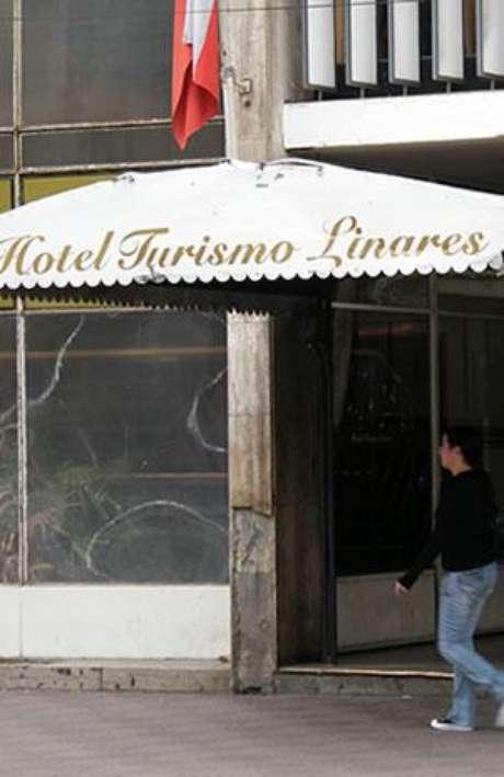 Hotel Turismo Linares.