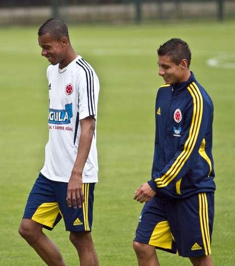Con trabajaos de recuperación inició el microciclo programado por José Pekermán al frente de la selección Colombia. 16 jugadores del fútbol colombiano estuvieron presentes en el primer entrenamiento, que se llevó a cabo en el estadio de Techo en Bogotá.