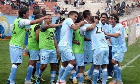 Real Garcilaso es la sorpresas de la Copa Movistar.