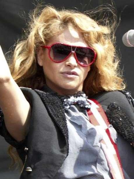 Paulina Rubio fue comparada con Britney Spears, durante el concierto que realizó en el Festival de Jazz de Nueva Orleans, como parte de las festividades del Cinco de Mayo.