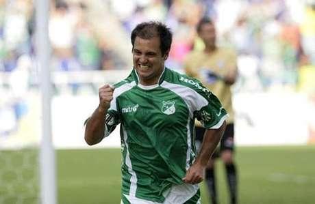 Gustavo Biscayzacú acompañará en ataque a Crisitan Nazarit en el Deportivo Cali