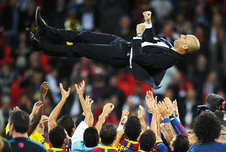Bayern Munich has officially announced that former Barcelona coach Josep Guardiola will be in charge of the team for the next season and until 2016. Guardiola took Barcelona to probably the most succesful era in European club history, winnning 14 titles in 4 seasons.