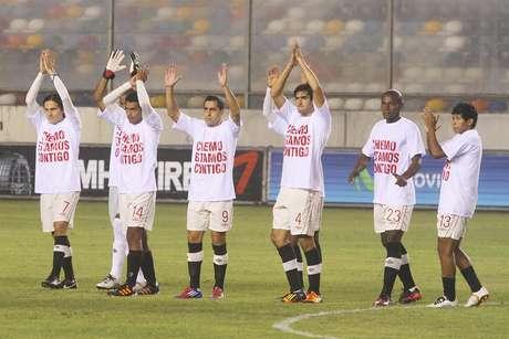La 15° fecha lo protagonizaron los jugadores de la 'U' con la victoria 3-1 sobre Sport Huancayo en la despedida de José del Solar