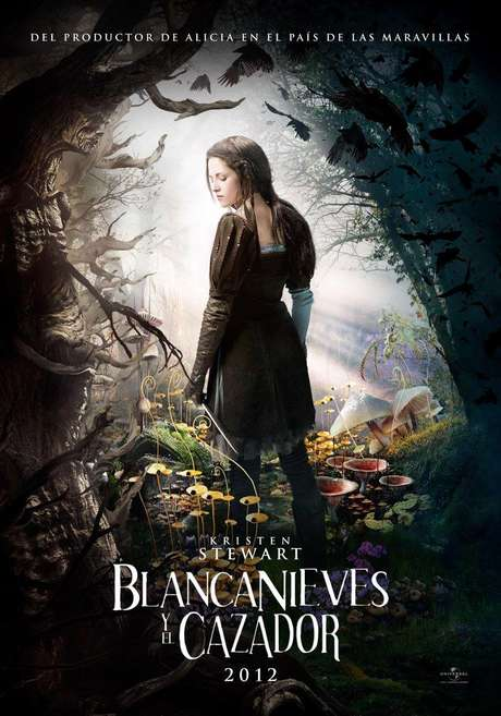 Blanca Nieves y el cazador