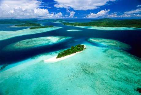 Veja algumas das paisagens mais belas do planeta e escolha seu próximo roteiro