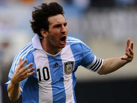 Lionel Messi will be headlining the match as part of his world tour.